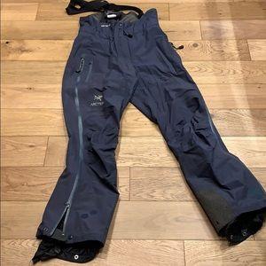 Arc'teryx bib pants